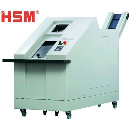 Niszczarka dysków twardych HSM Powerline HDS 230 (z dwustopniowym systemem niszczenia)