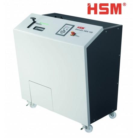 Niszczarka dysków twardych HSM Powerline HDS 150