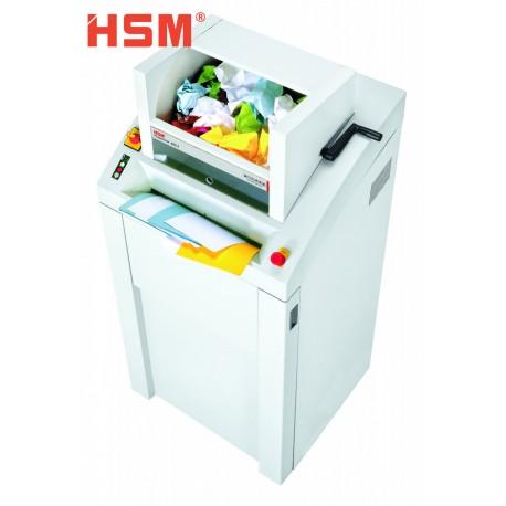 Niszczarka dokumentów HSM Powerline 450.2x15mm I W cenę nie jest  wliczona dostawa i montaż.