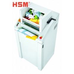 Niszczarka dokumentów HSM Powerline 450.2 3,9x40 mm I W cenę nie jest  wliczona dostawa i montaż.