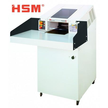 Niszczarka dokumentów HSM Powerline FA 400.2 5.8X50 - z przenośnikiem taśmowym . I W cenę nie jest wliczona dostawa i montaż.