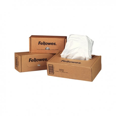 Worki do niszczarek Fellowes 34 l | SZUKASZ NAJLEPSZEJ CENY? ZADZWOŃ - 533 300 234