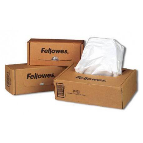 Worki do niszczarek Fellowes Automax 300C i 500C - 94 l | SZUKASZ NAJLEPSZEJ CENY? ZADZWOŃ - 533 300 234